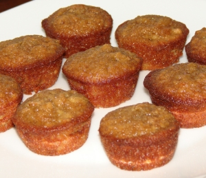 Pecan Pie Muffins at Southern Accents Architectural Antiques