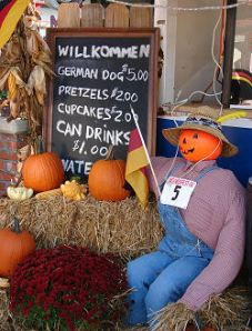 Southern Accents - Oktoberfest in Cullman, Alabama