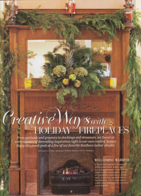 southernladydec12-mantel