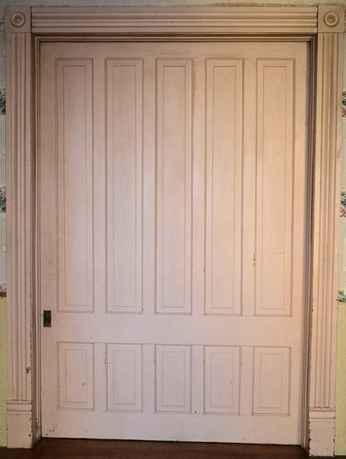6' pocket door from 1890 Victorian house