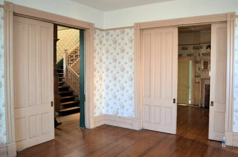 More pocket doors