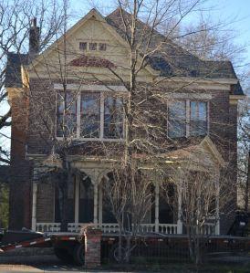 Brunner House - February 2013
