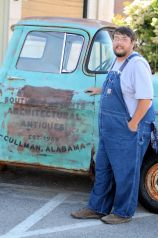 Jason Mauldin - Southern Accents Architectural Antiques