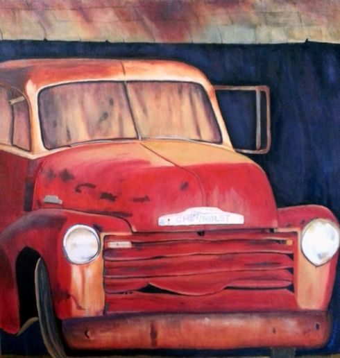 "Mellissa's work ""A Few Dusty Miles"" is featured in The Art Council (TAC) Exhibit at the Von Braun Civic Center in Huntsville, Alabama through December of 2013."