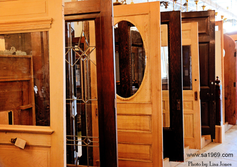 Looking for doors... we have a huge selection of interior and exterior solid wood doors, available in a wide variety of sizes.