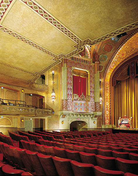 Alabama Theatre - Birmingham, Alabama
