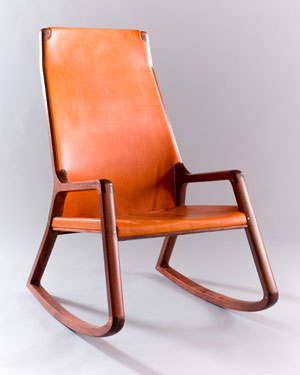 Wood Studio Rocker
