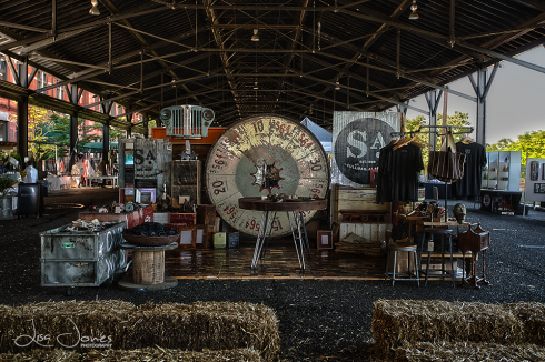 The Southern Accents Booth.