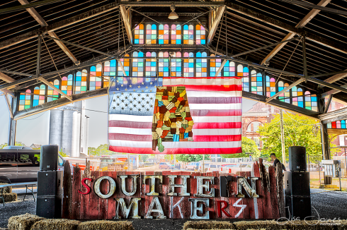 The 2015 Southern Makers Stage!