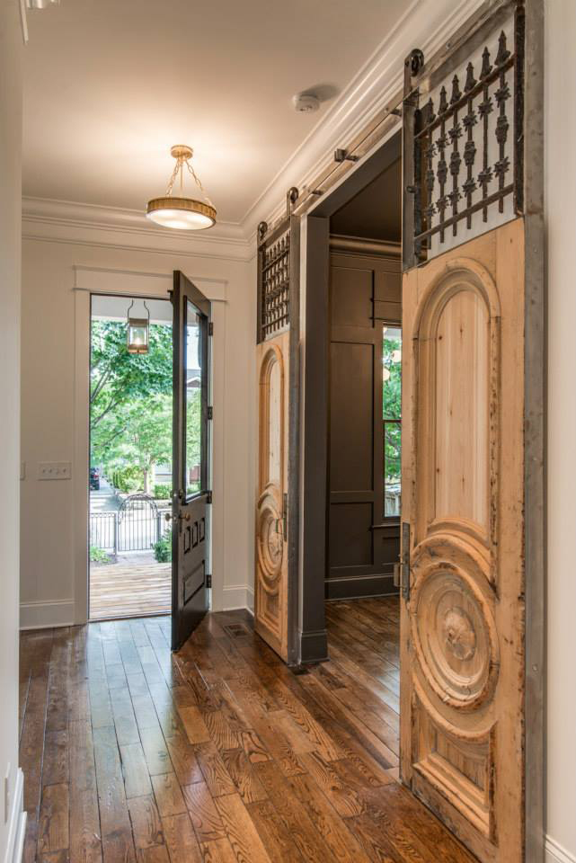 Southern Accents Architectural Antiques - Barn Doors SA1969 Blog